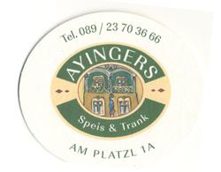 aynger